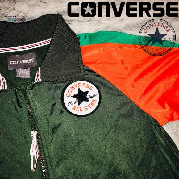 boys converse jacket